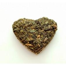 Romeo and Juliet Green Tea Hearts