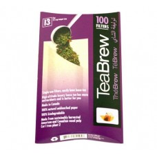 TeaBrew Filter 1 cup  (size 1)  pack of 100
